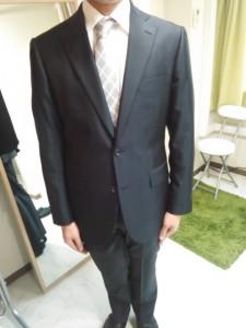 雨の日でも安心なスーツがあるといいですよね?