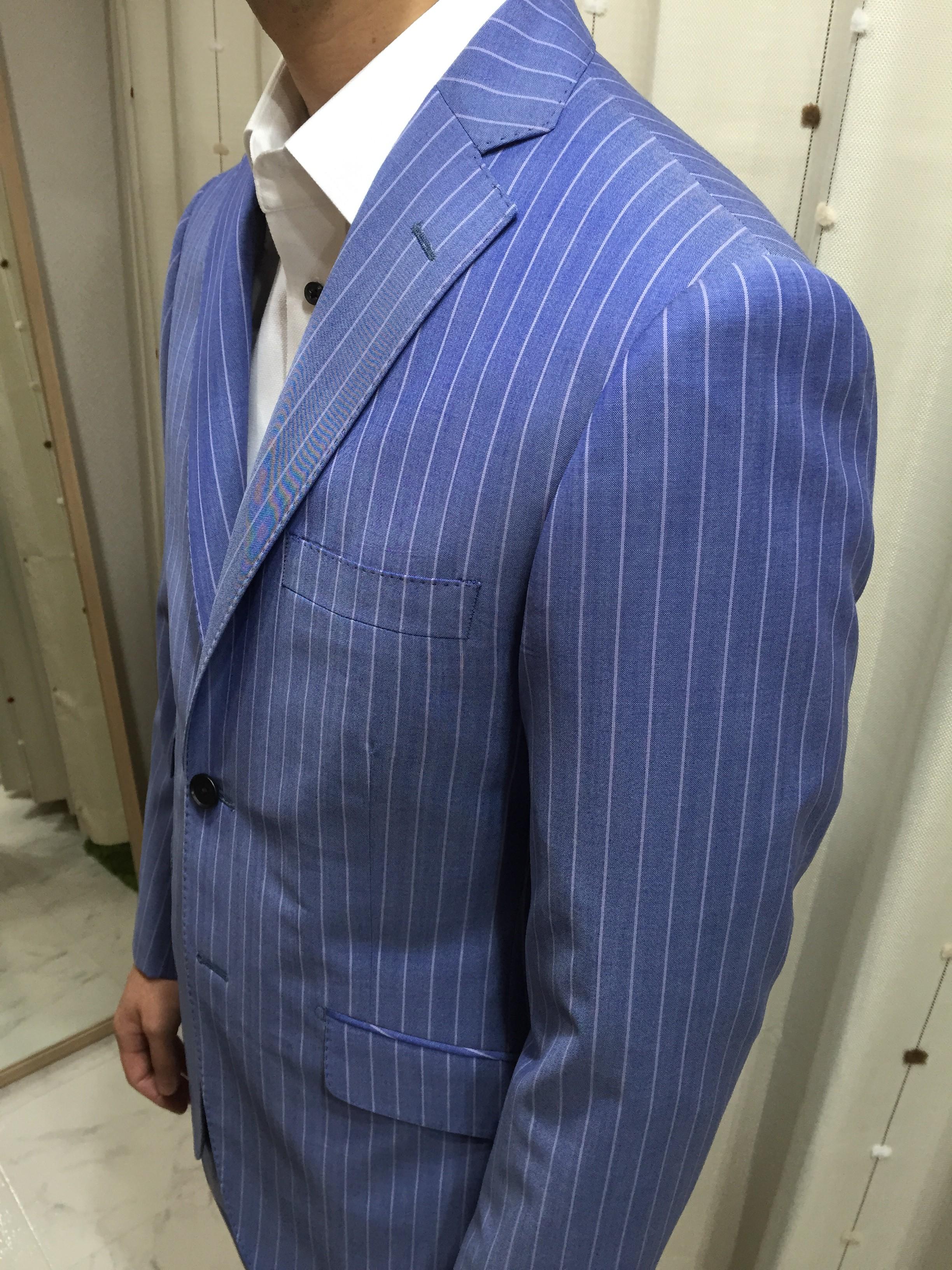スーツのパーツを覚えておきましょう Vol6