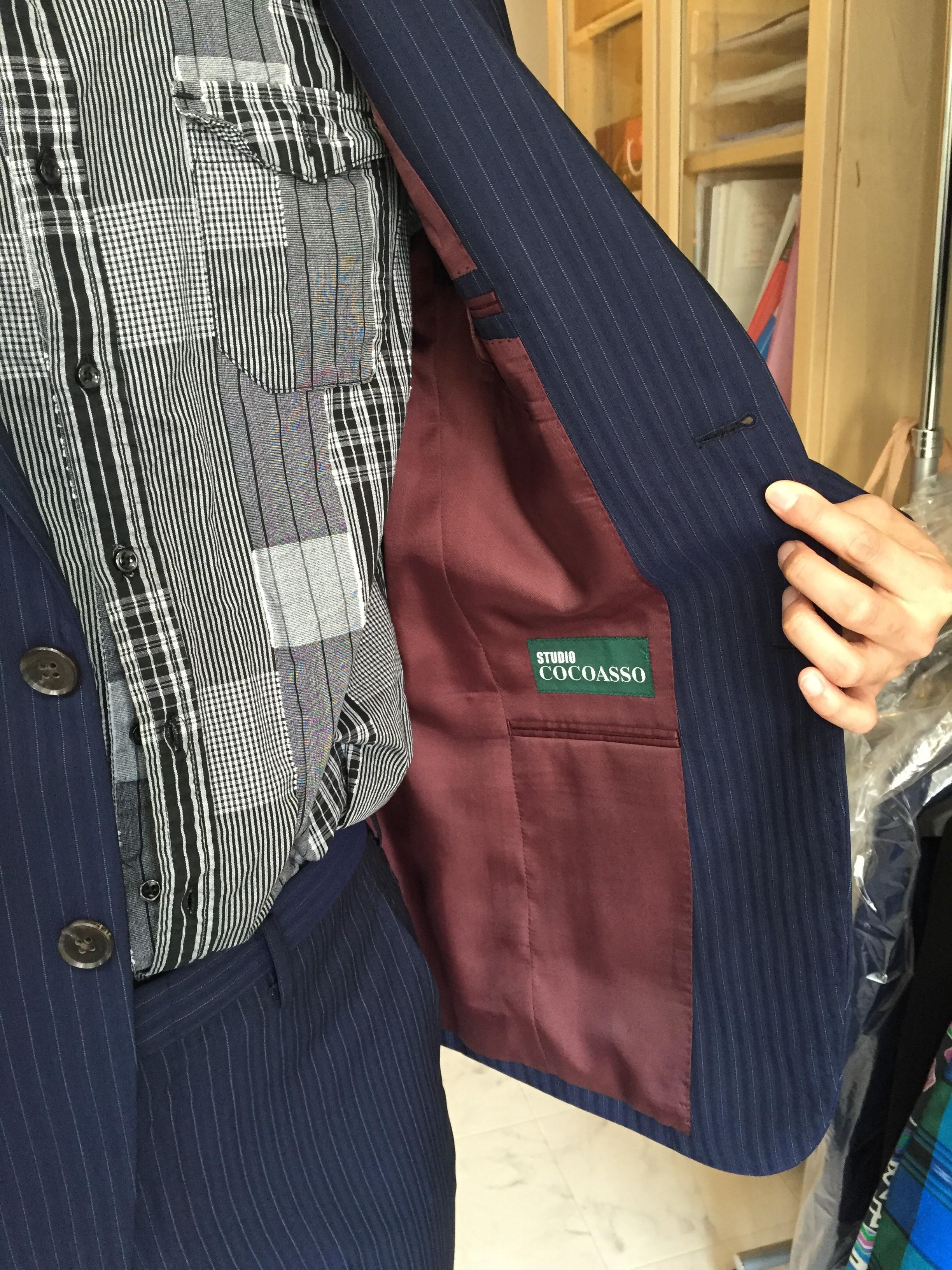 新しくスーツを購入するということは?今あるスーツをどうしますか?