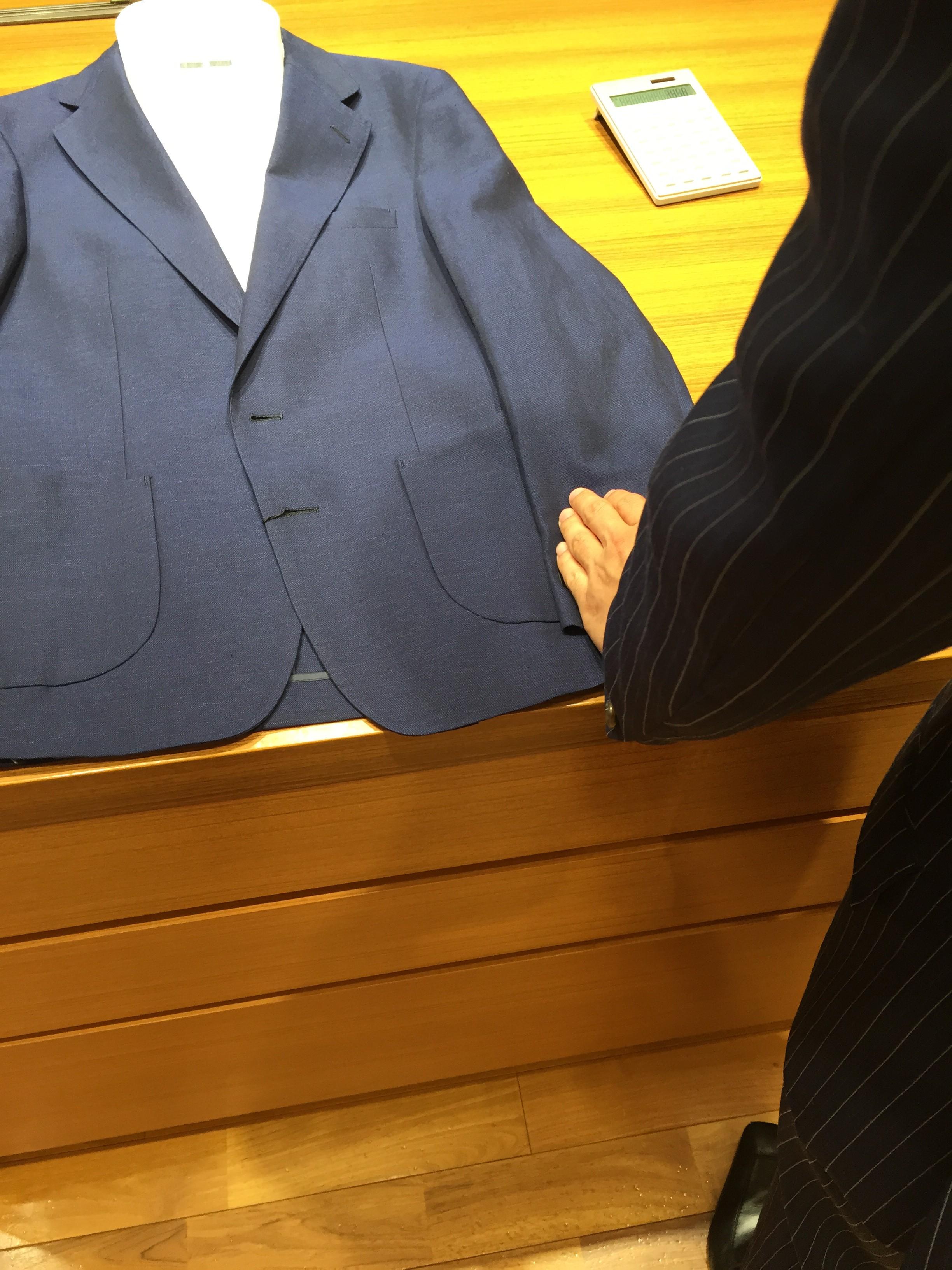 ココアッソのスーツでカッコよくなっているオトコたち