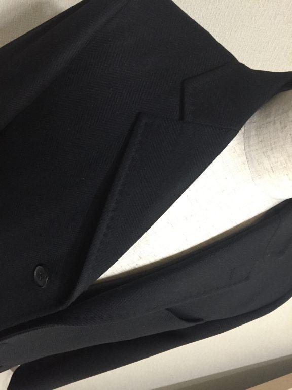 コートを作るならまずチェスターコートがオススメですね!