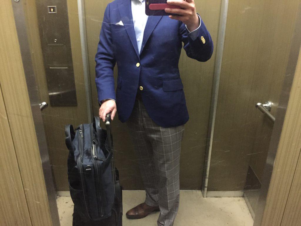 一着のスーツを通じてすべての人が対等であること