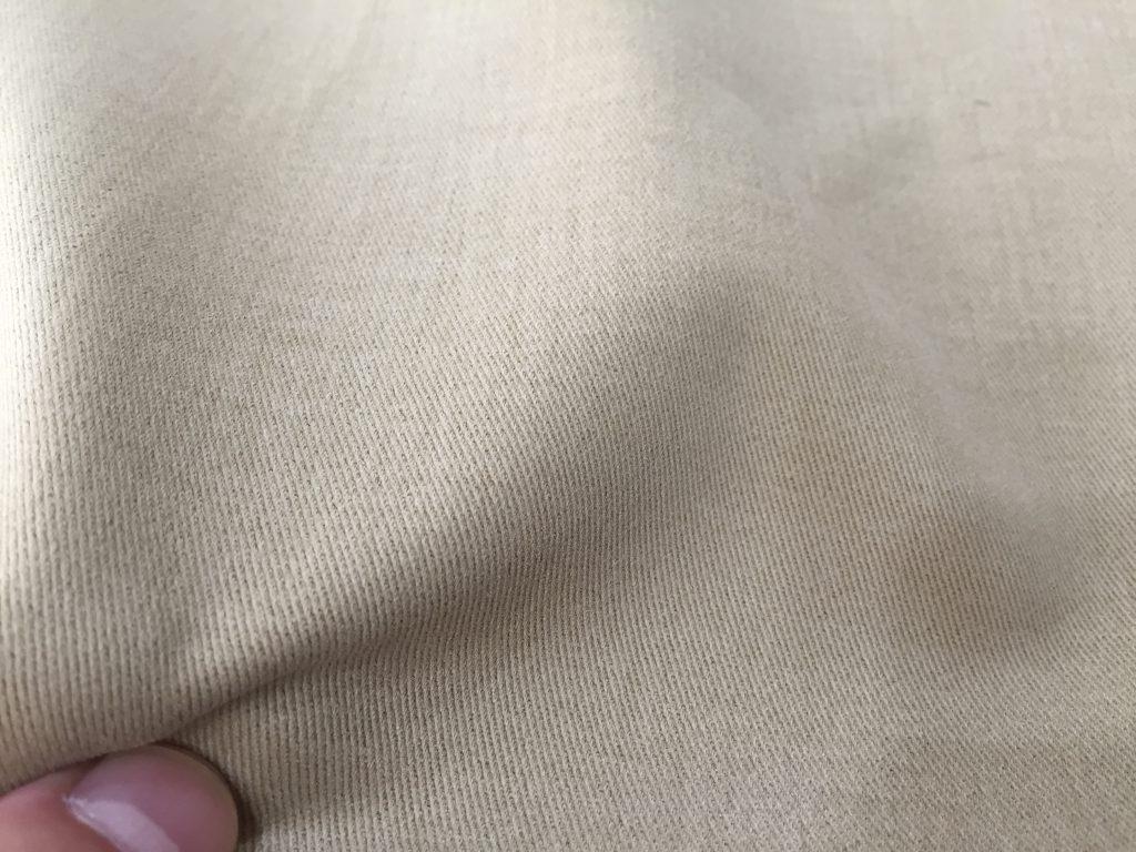新型コートの作成を開始します!