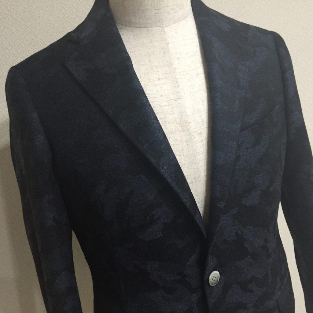 生地屋さんイチオシのジャケットはコレだ!!