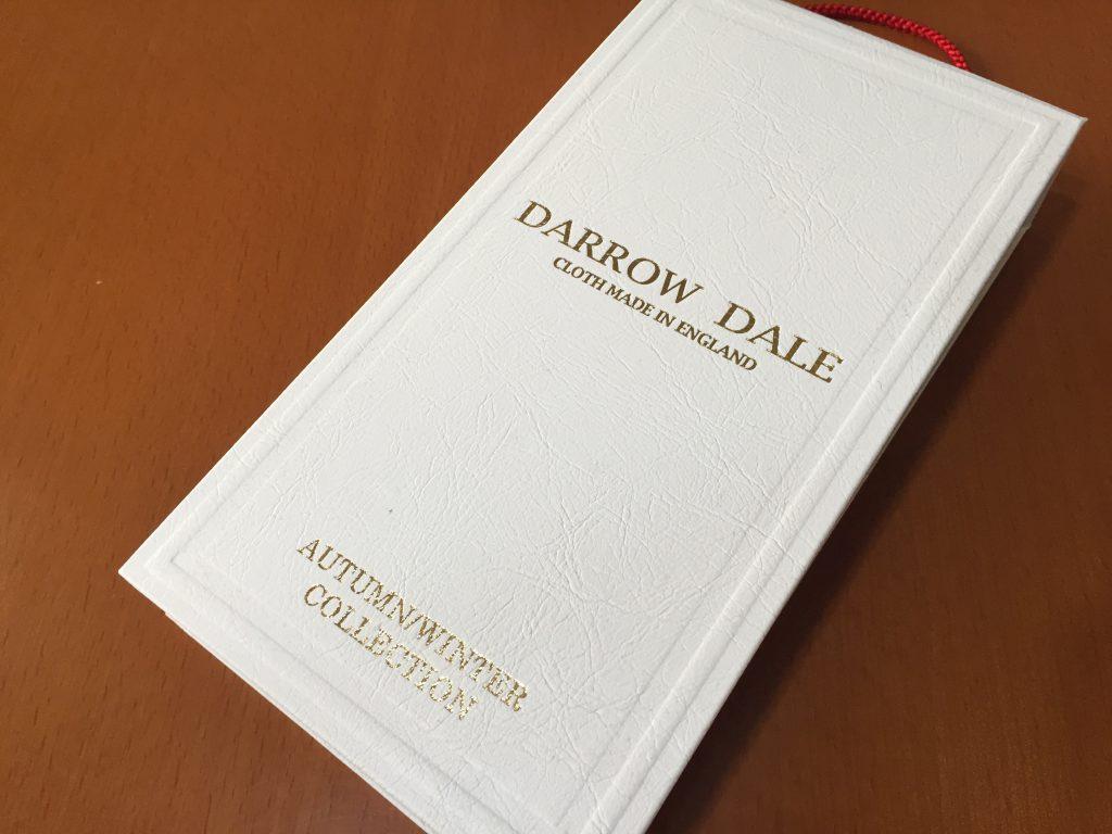 -DARROW DALE ダローデイル- ビジネスに使える正統派イギリス生地