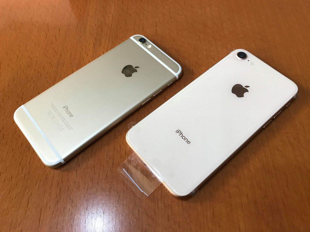iPhone6の人はそろそろ切り替えても良い頃合いではないでしょうか?