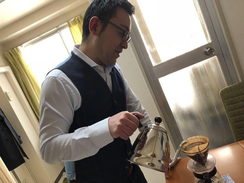 【満員御礼】4月25日(水)第三回 コーヒーを自分で淹れて飲み比べる会を開催します!