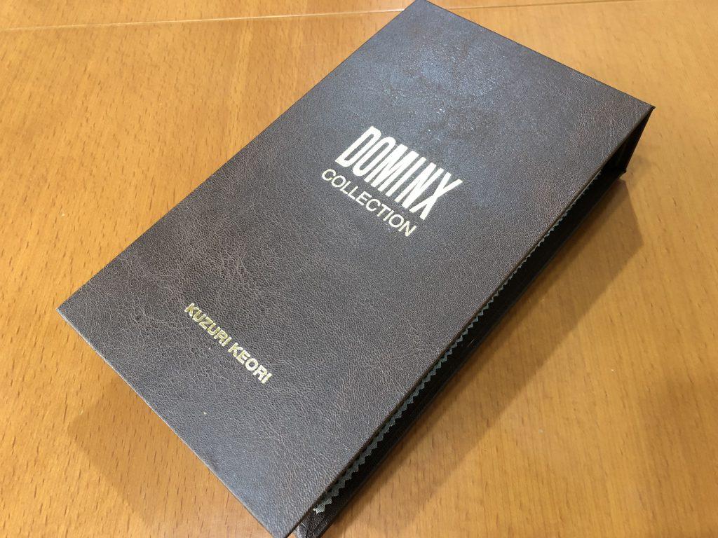 -葛利毛織 DOMINX ドミンクス- 日本が誇る数少ない超優良スーツ生地