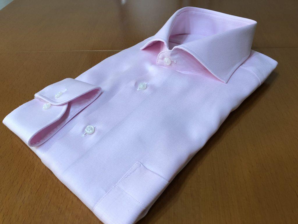 クールビズシャツから秋のドレスシャツへ切り替えましょう
