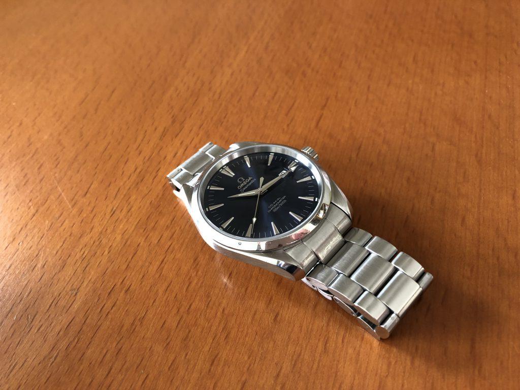 信頼出来る腕時計はいつまでも使い続けたいですよね