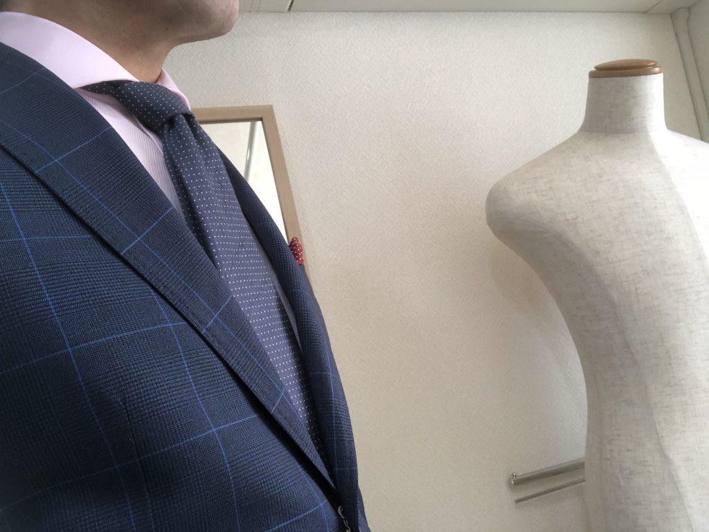 自分の内面に響くスーツは、結果として行動にも影響を与える