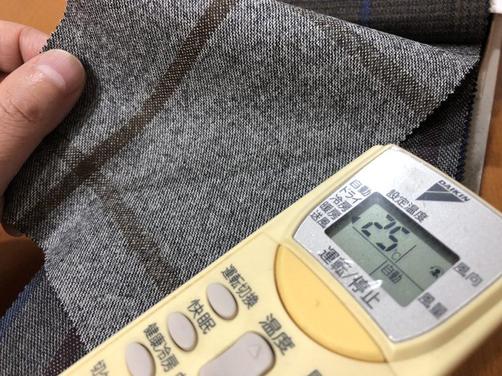 ヒロシです・・・夏が暑いのは地球温暖化のせいではなく、スーツが冬物だったとです・・・