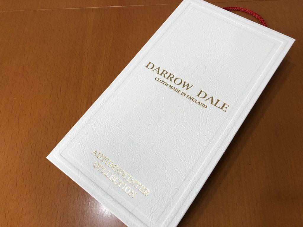 -DARROW DALE ダローデイル- 質感とコストパフォーマンスを両立させた正統派の英国生地