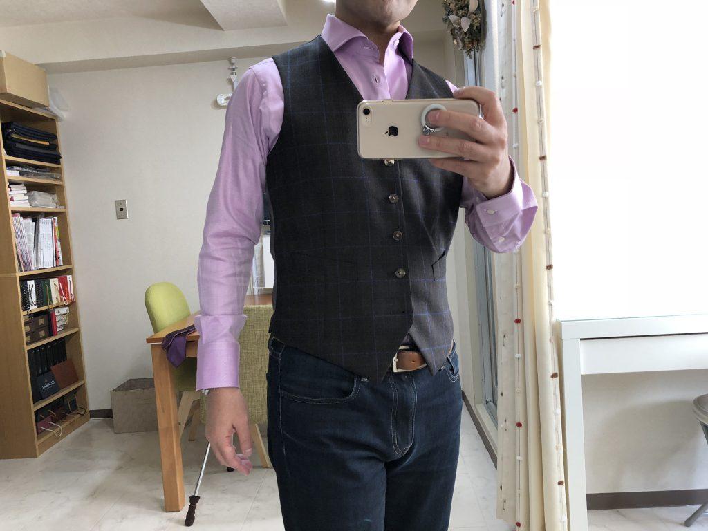 そのシャツくたびれていませんか?