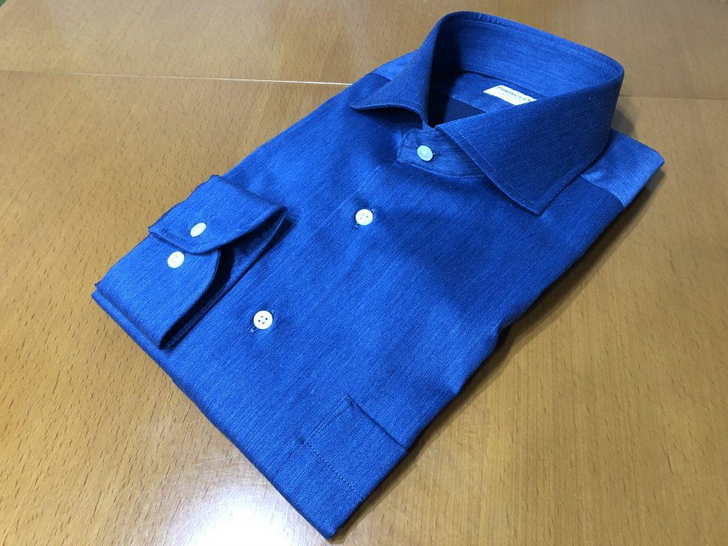 新年は新しいシャツで気分を変えるのはいかがでしょうか?