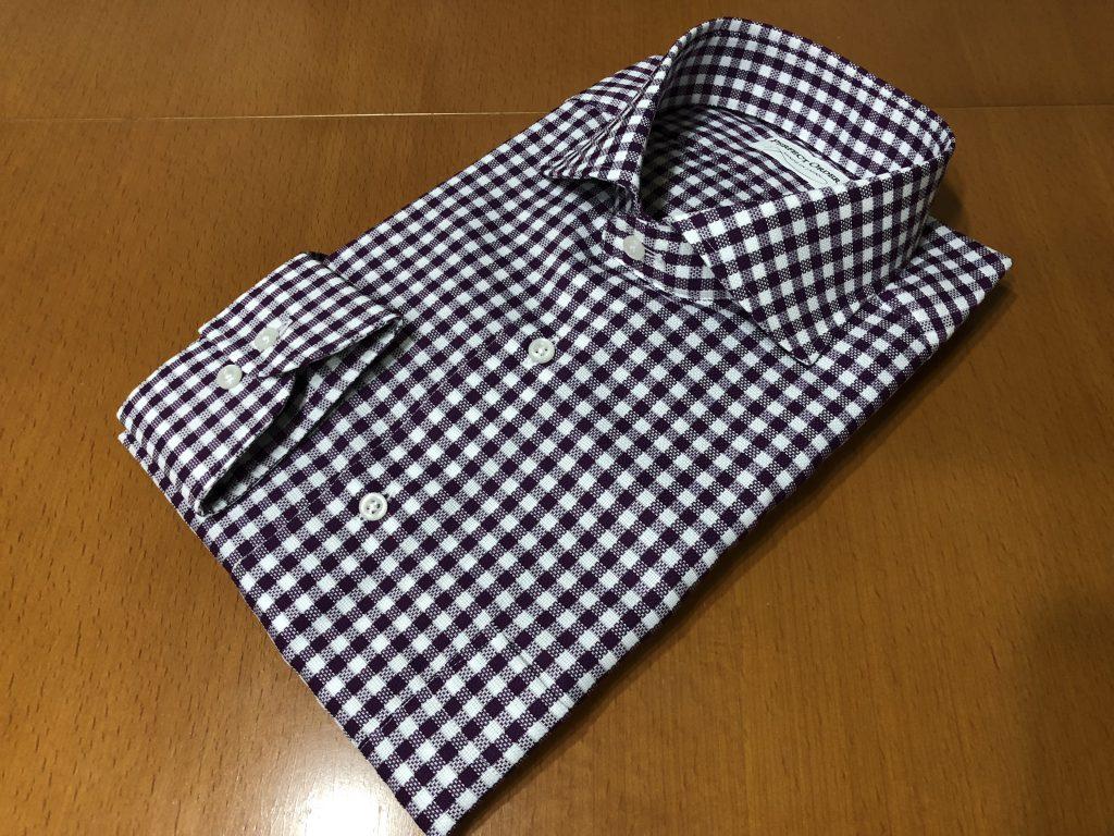 ドレスシャツはまだ年内の仕上がりが間に合います!
