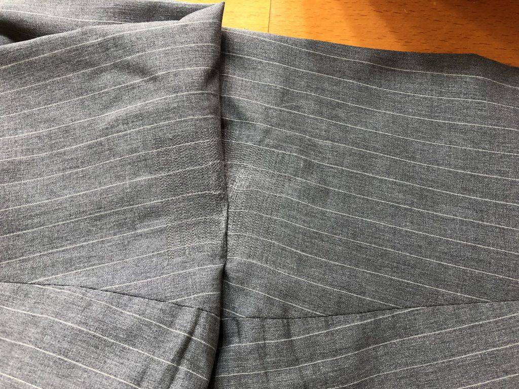 スーツのリフォームはまず無料の見積もりから始めています