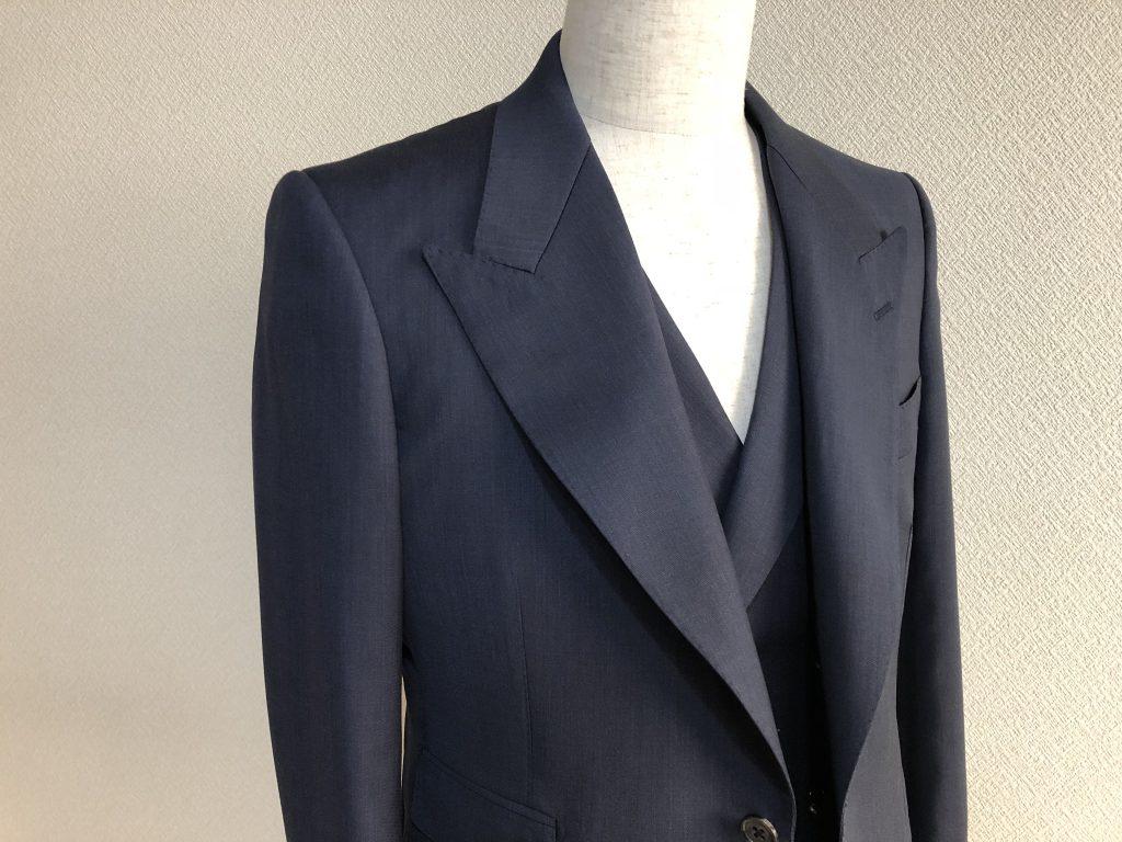 色気のあるスーツとターナーカットモデルはまったく異なるアプローチで作成しています