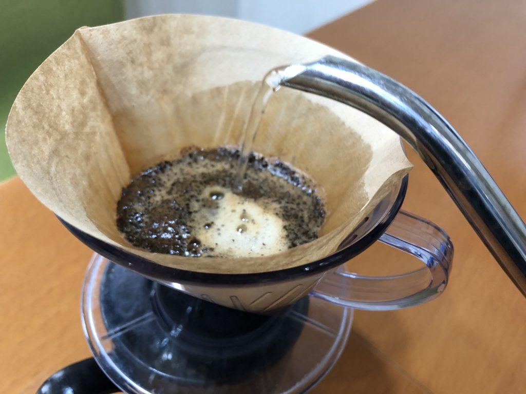 たまにはコーヒーのことを