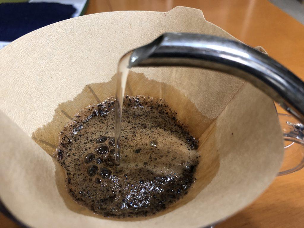コーヒーをただ飲み比べる会に集まってくれる凄い人達