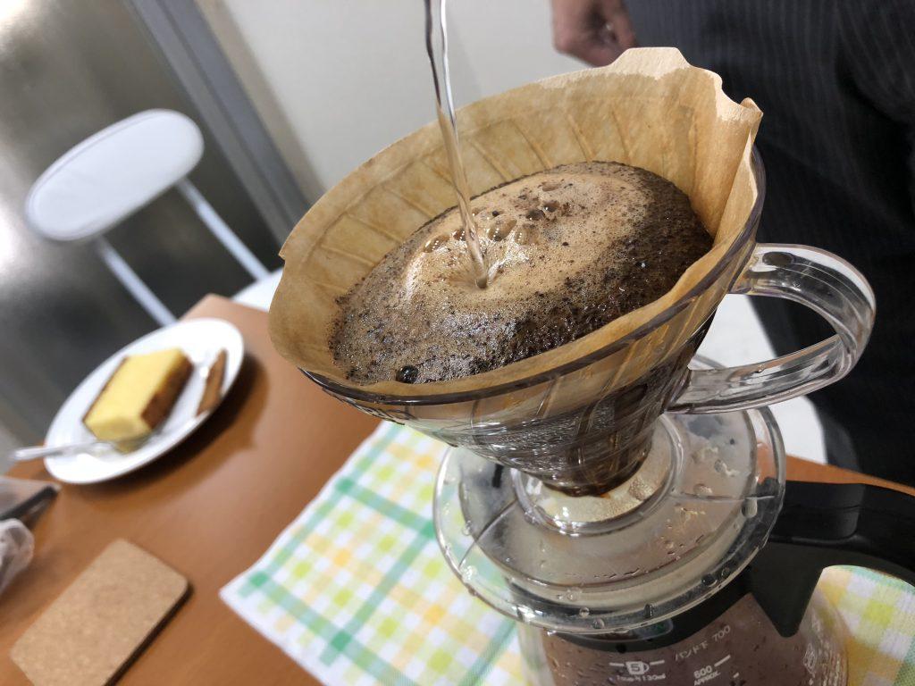 コーヒーとはコミュニケーションツール