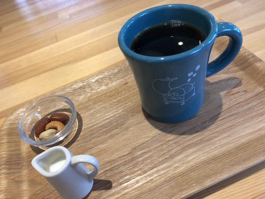 リラックスしてただ美味しいコーヒーを楽しめればいいじゃない