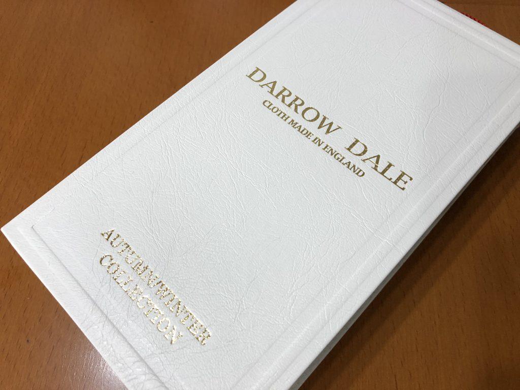 -DARROW DALE ダローデイル- コストパフォーマンスに優れた英国産オーダースーツ生地