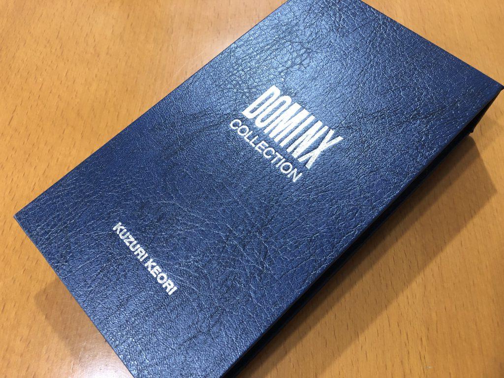-DOMINX 葛利毛織- 世界に誇れるメイドインジャパンの最高のオーダー生地