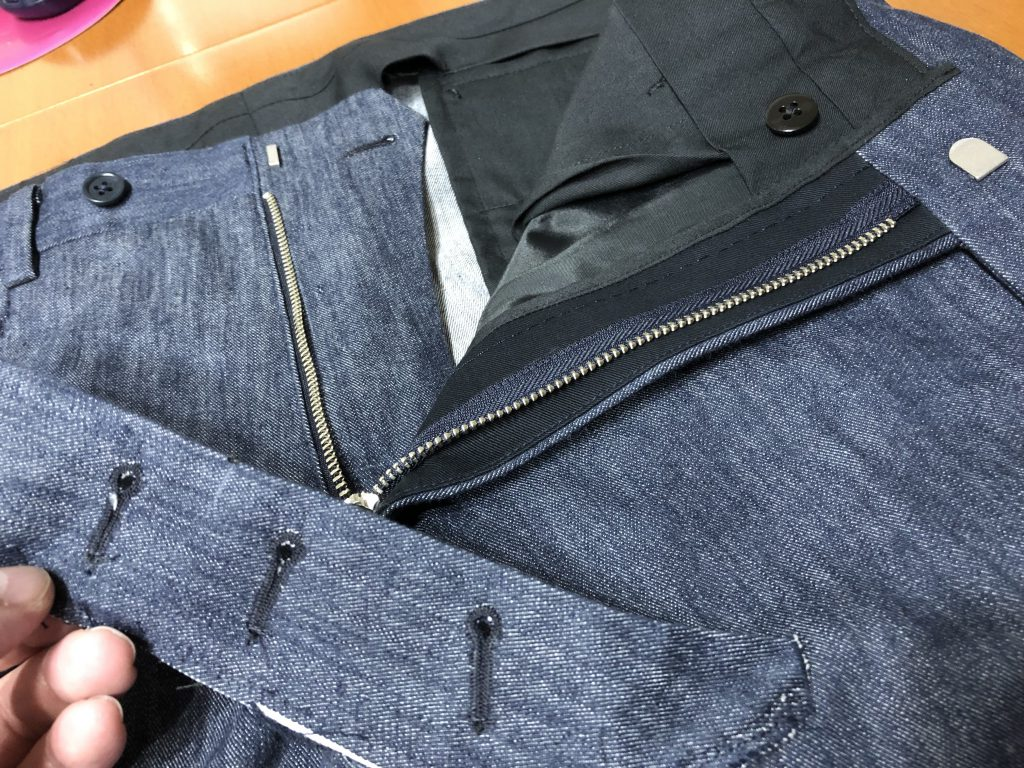スーツ、ジャケット、パンツなどのリフォームも受け付けております