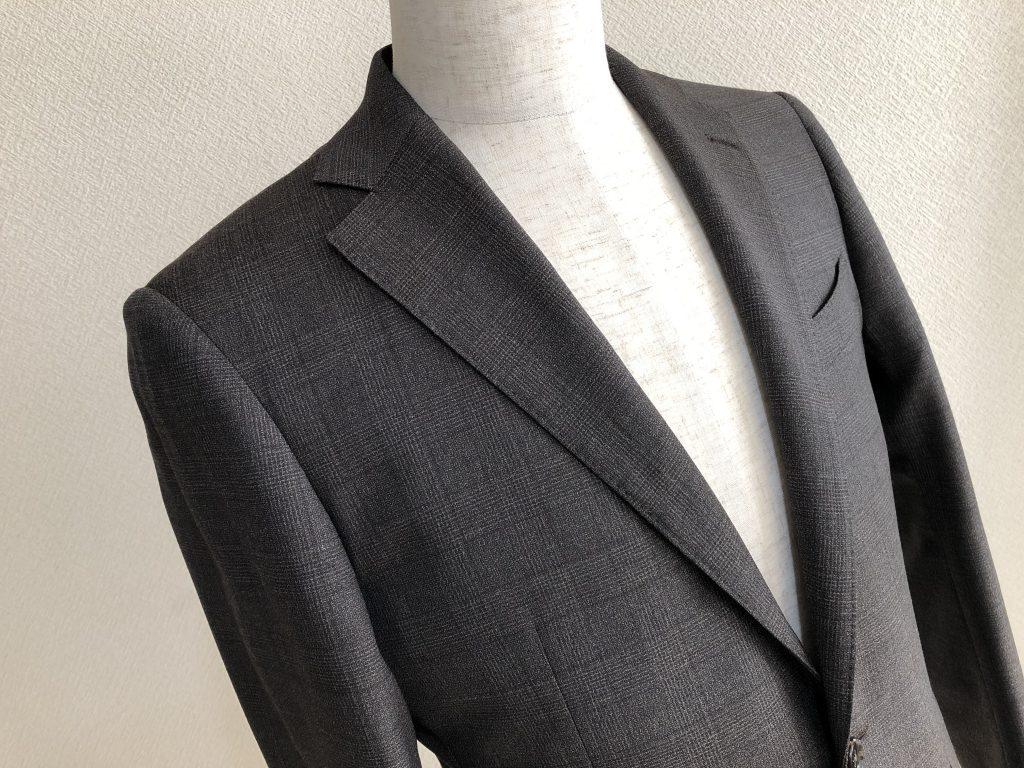 茶系(ブラウン)スーツという選択肢も選べる時代になりました!