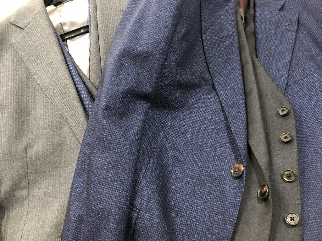 仕立屋さん的スーツのサイズ直しはどの程度まで可能なのか?
