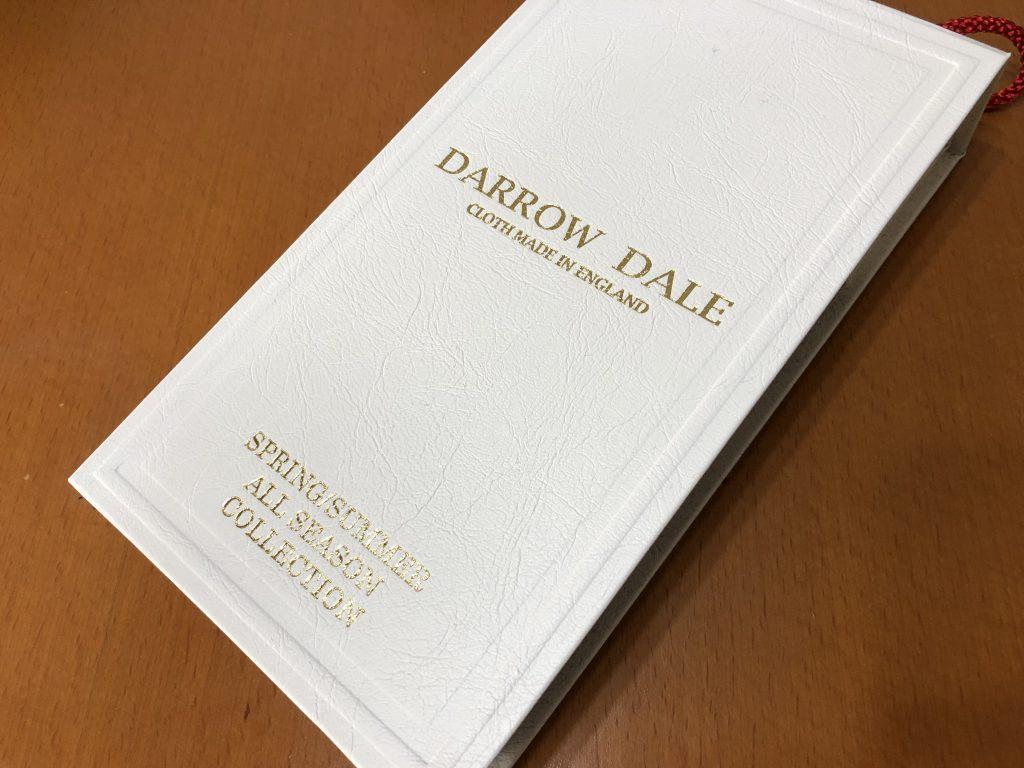 -DARROW DALL ダローデイル- 益々使いやすくなった英国オーダー生地