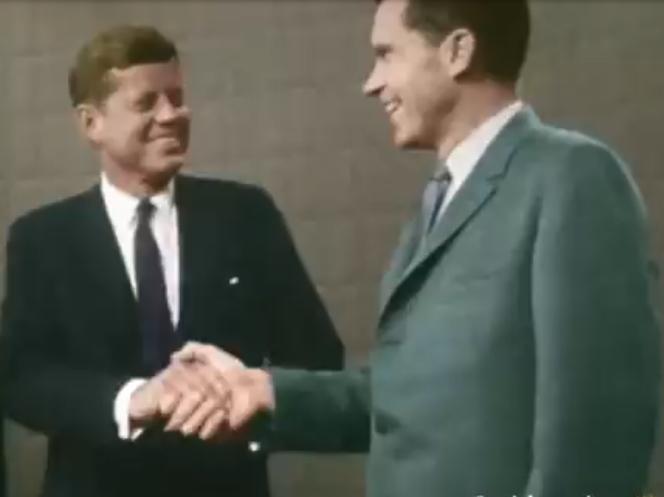 かつてのケネディとニクソンのようにモニター越しの印象で差が出る時代 -ZOOMのようなテレビ会議対策-