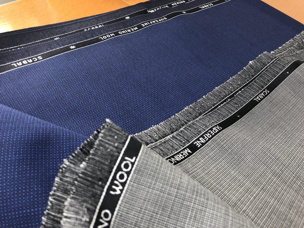 今一度確認しておこう スーツの基本はネイビーとグレイの2色です