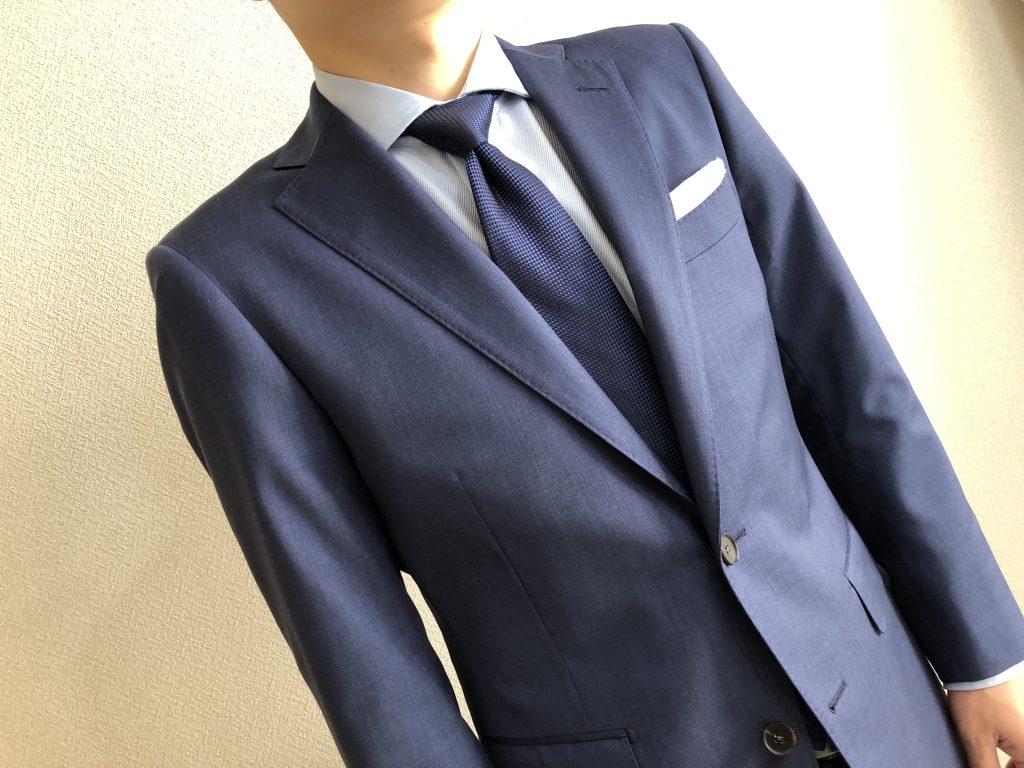 画像で見る正しいスーツのサイズ感を知っておこう