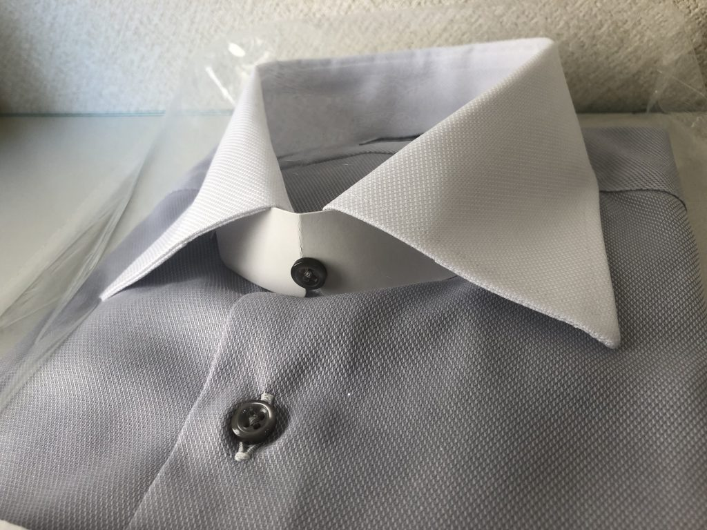 シャツは単品としてではなくトータルコーディネートのパッケージとして考えましょう