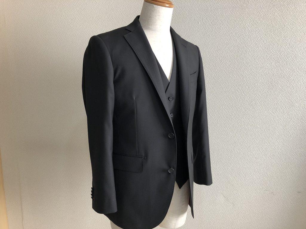 正しいスーツスタイルは期待を裏切らない