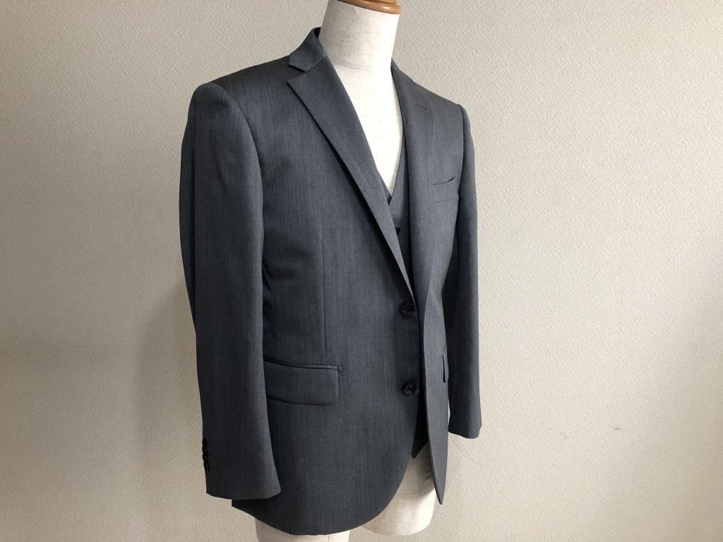 良いスーツは良い所作を生み出します