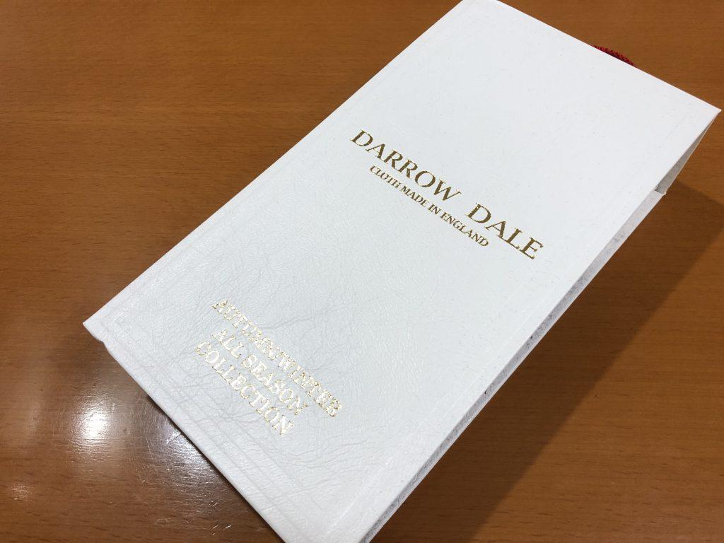 英国産生地のベンチマーク -DARROW DALE-