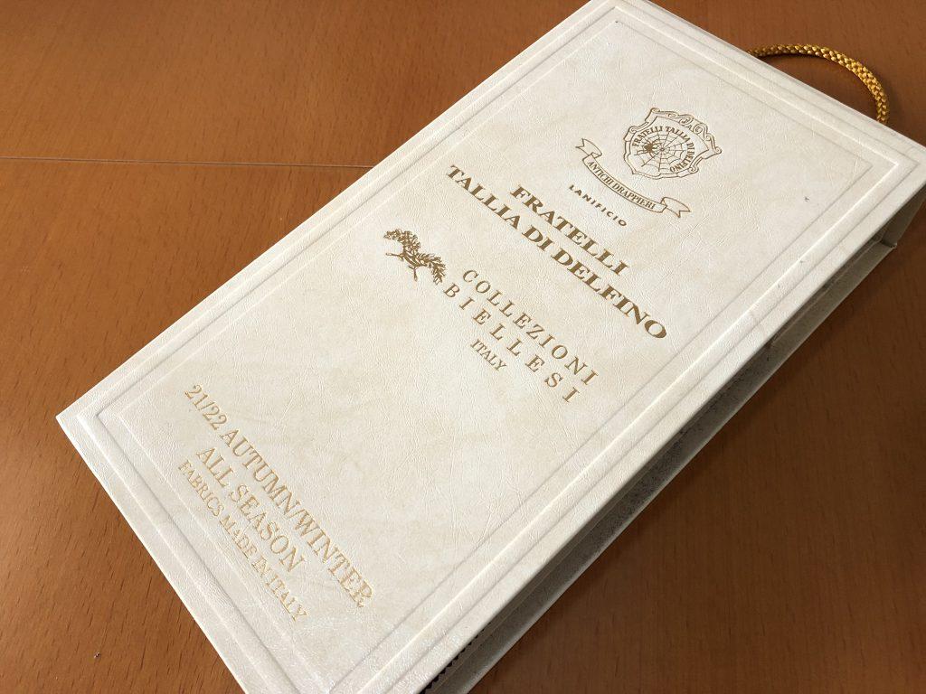 イタリアのセンスを堪能する -FRATELLI TALLIA DI DELFINO フラッテリ タリア ディ デルフィノ-